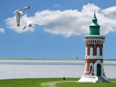 Der Pingelturm in Bremerhaven