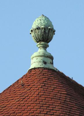 Dachspitze (Franz. Dom Berlin)