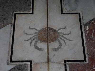 Tierkreiszeichen (Dom von Palermo) 4