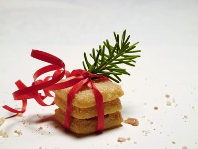 Weihnachtsplätzchen . . .
