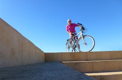 Seniorensport Radfahren
