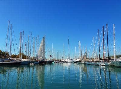 Yachthafen von Palma de Mallorca
