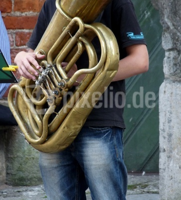Straßenmusiker