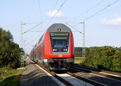 Doppelstock-Express