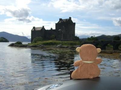 Angeber in Schottland