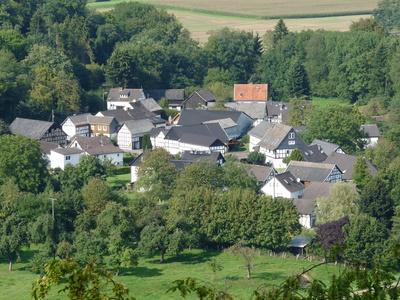 Dorf im Siegerland