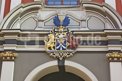 Stadtwappen Hansestadt Stralsund