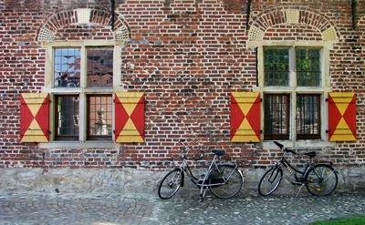 Fahrradtour in die Geschichte