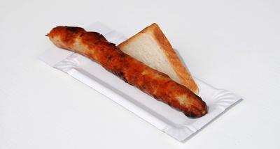 lecker Grillwurst