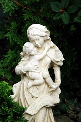Maria und Jesukind
