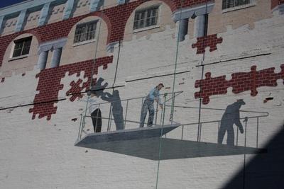 Fassadenpuzzler
