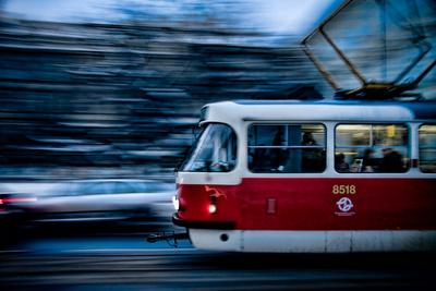 S-Bahn Prag
