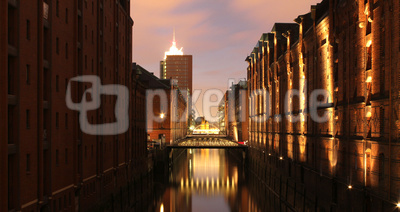 Speicherstadt / Fleet Hamburg