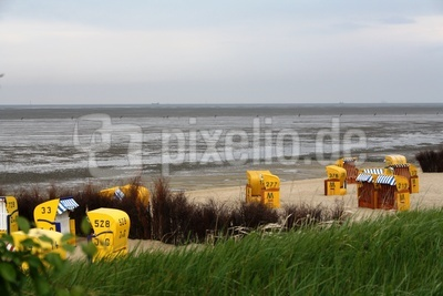 Strand in Cuxhaven