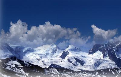 Ski-Paradies im Wallis
