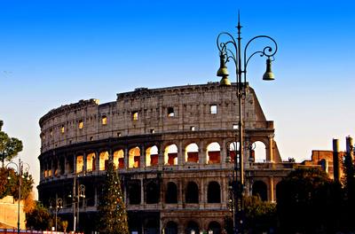 Kolosseum  in Rom 1