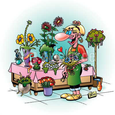Berufsbilder: Florist