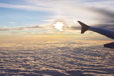 Über den Wolken - 01