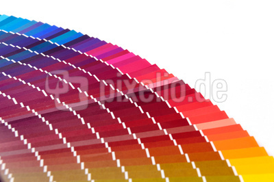 Farbfächer 2
