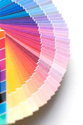 Farbfächer 4