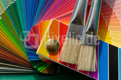Farbfächer 7