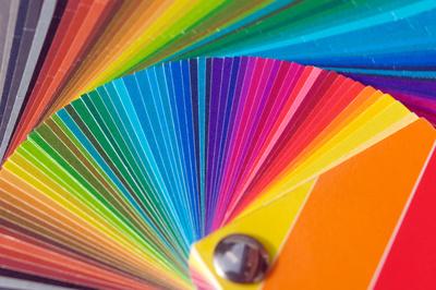 Farbfächer 9