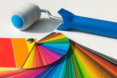 Farbfächer 10