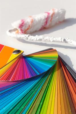 Farbfächer 12