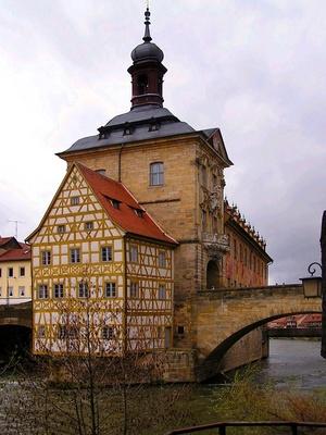 Altes Rathaus Bamberg - Kirchweihmord