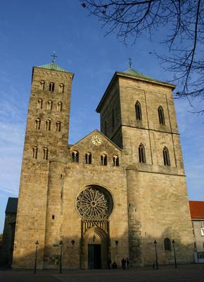 Der Osnabrücker Dom - Sankt Peter