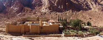 Katharinenkloster am Mosesberg (Sinai)