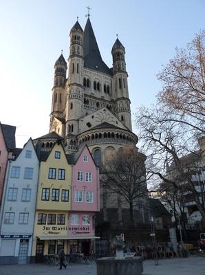 Köln: Altstadt 2