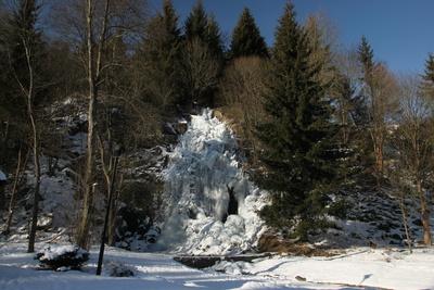 Wasserfall Königshütte (Harz)