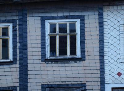kaputte Fassade