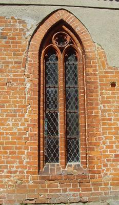 Sietower Kirche - Fenster