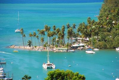 Marigot Bay -St.Lucia
