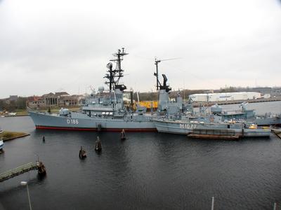 Wilhelmshaven Schiffe im Marinemuseum