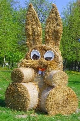 Bald ist gaaanz groß Ostern....