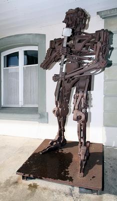 Ironman - Hüter des Eingangs