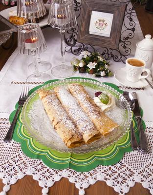 Marmelade-Palatschinken