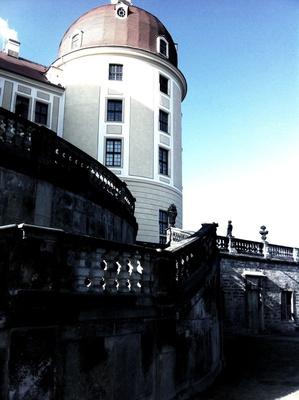 Treppe Moritzburg