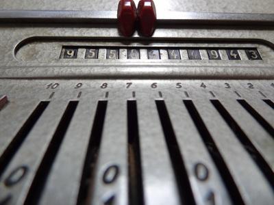 Alte Rechenmaschine 2