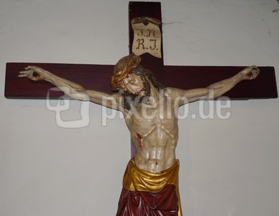 Dom in Essen 6: Kruzifix