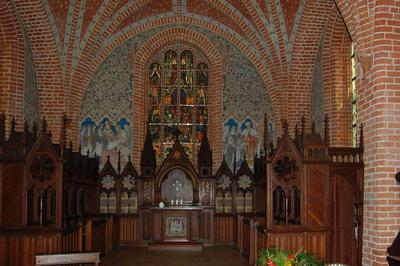In der Stiftskirche Heiligengrabe