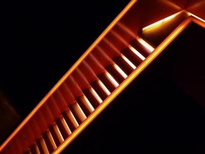 Licht-Treppe 2