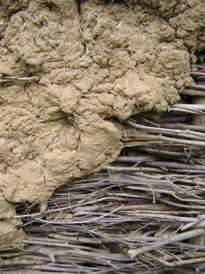 Reisig und Lehm