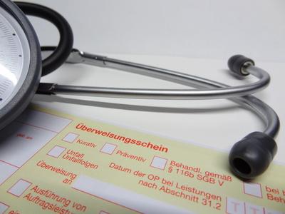 Arzt-Überweisung1