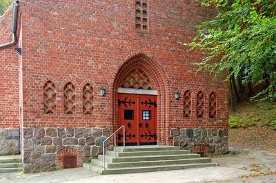 Ev. Dorfkirche Binz