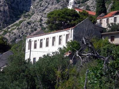 Zerstörtes Haus in Kroatien3