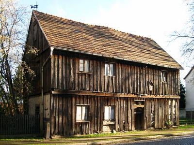 noch ein altes Haus